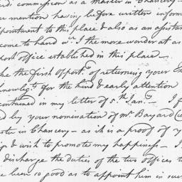Document, 1799 April 01