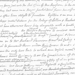 Document, 1781 March 19