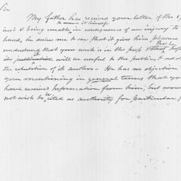 Document, 1827 December n.d.
