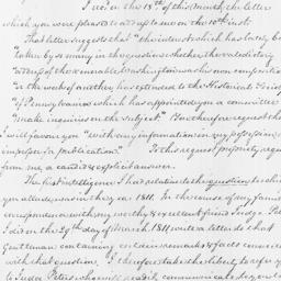 Document, 1826 February 21