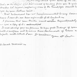 Document, 1822 May 25