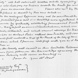 Document, 1821 December 08