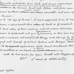 Document, 1796 February 14