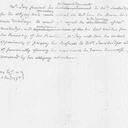 Document, 1795 January 24