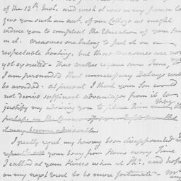 Document, 1785 January 20