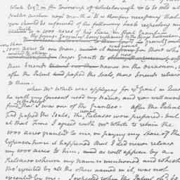 Document, 1784 September 05