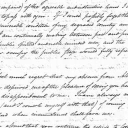 Document, 1807 April 02