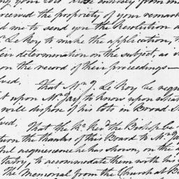 Document, 1804 May 12