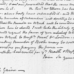 Document, 1801 February 02