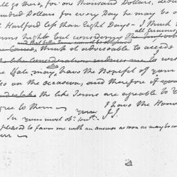 Document, 1800 August 22