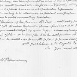 Document, 1799 December 09