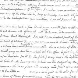 Document, 1797 February 09