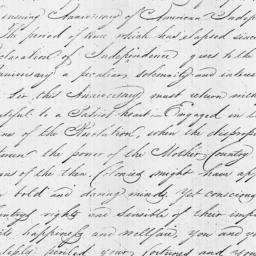 Document, 1826 June 22