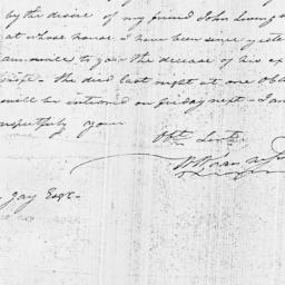 Document, 1813 December 08