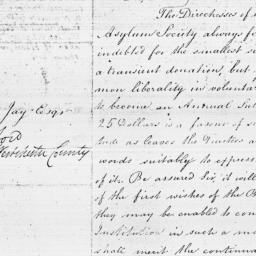 Document, 1813 February 09