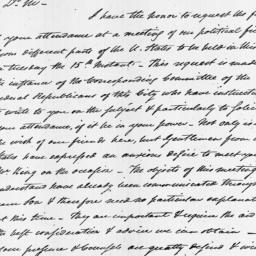 Document, 1812 September 12