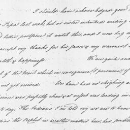 Document, 1810 January 15