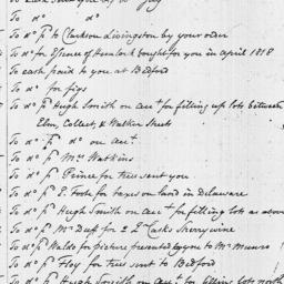 Document, 1819 June 01