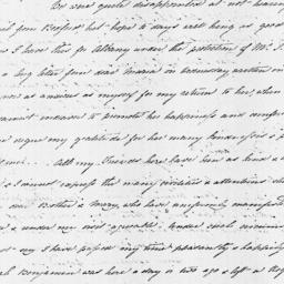 Document, 1814 November 25