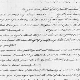Document, 1813 May 13
