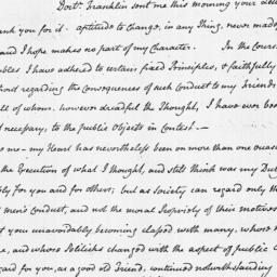 Document, 1782 September 17