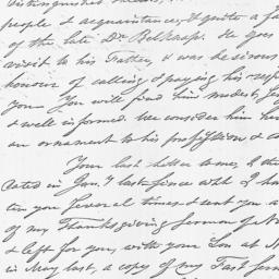 Document, 1799 July 26