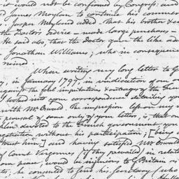 Document, 1810 January 24