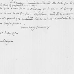 Document, 1794 July 21