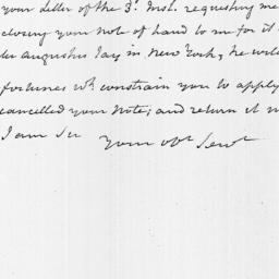 Document, 1812 February 11