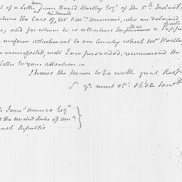 Document, 1795 January 08