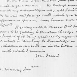 Document, 1818 September 11