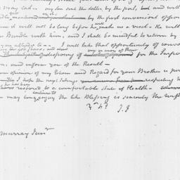 Document, 1817 June 23