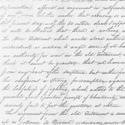 Document, 1819 February n.d.