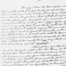 Document, 1787 March 31