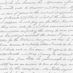 Document, 1803 January 28