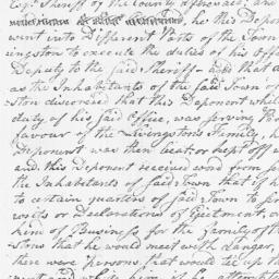 Document, 1798 February 16
