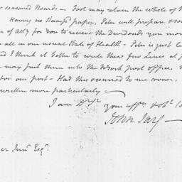 Document, 1802 April 05