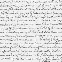 Document, 1665 February 10