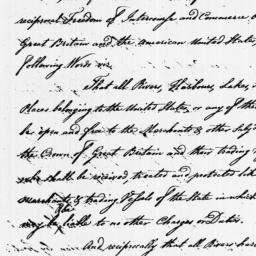 Document, 1783 May 21