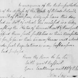 Document, 1779 February 08