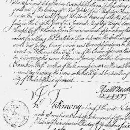 Document, 1768 October 19
