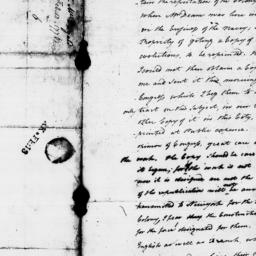 Document, 1776 February 13