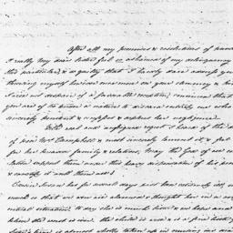 Document, 1813 January 18