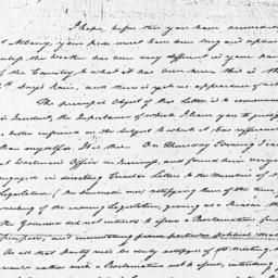 Document, 1800 October 18