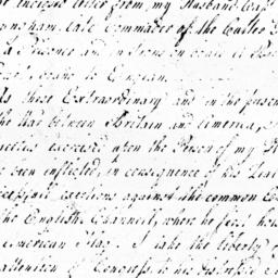 Document, 1779 July 17