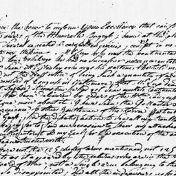 Document, 1779 February 09