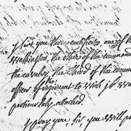 Document, 1779 January 07