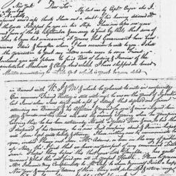 Document, 1786 January 08