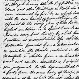 Document, 1778 December 06