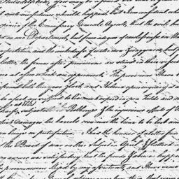 Document, 1779 August 06